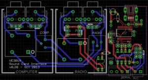 Sound Card Interface v0.20