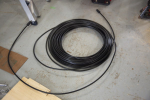 Heliax cable (loose)