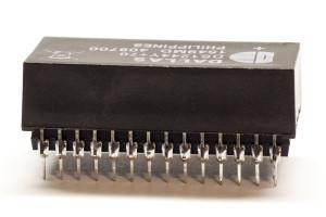 Chip stack soldered together