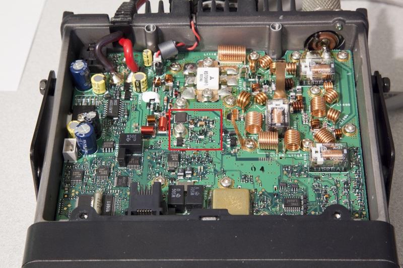 2m 70cm Amplifier